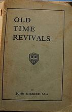 Old Time Revivals by John Shearer