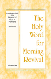 The Holy Word for Morning Revival:…