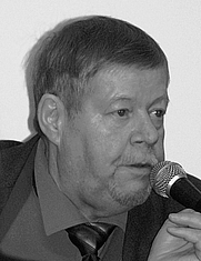 "Author photo. Arto Paasilinna at the Central House of Artist (Moscow, Russia), 2007. Photo by Wikipedia user ""Bff""."
