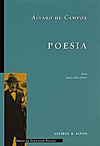 Poesias de Álvaro de Campos by Fernando…