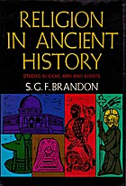 Religion in Ancient History by S. G. F.…