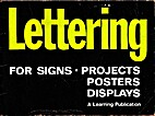 Lettering for signs, projects, posters and…