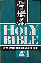 Holy Bible: New American Standard Bible -…