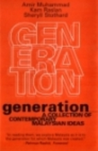 Generation : a collection of contemporary…