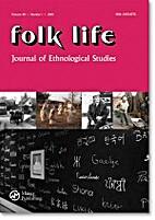 St. Brigid's Crosses Folklife: A Journal…