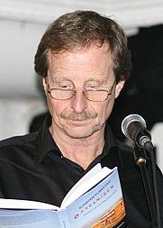 Author photo. Credit: Jarvin, Nov. 5, 2007