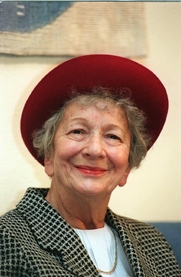 Author photo. Wislawa Szymborska