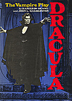 Dracula: The Vampire Play by Bram Stoker