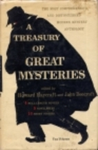 A Treasury of Great Mysteries by Howard…