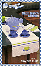 Mix'n Match Kitchen - Tiny Tea Cups - by…