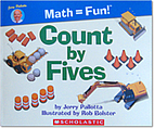 Count by fives by Jerry Pallotta