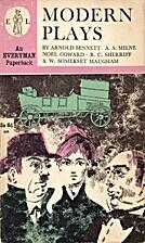 Modern Plays by John Hadfield