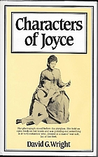 Characters of Joyce by David G Wright