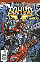 Tokyo Storm Warning: Issue 1 by Warren Ellis