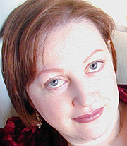"""Author photo. Susie Maguire, author of """"Furthermore"""" and editor of """"Little Black Dress"""""""