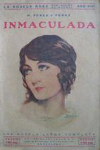 Inmaculada by Rafael Pérez y Pérez