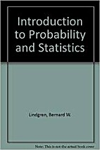 Introduction to probability and statistics…