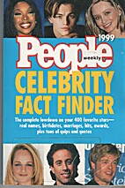 People Weekly Celebrity Fact Finder