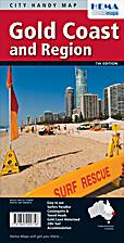Gold Coast and Region by Hema