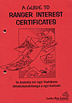 A guide to Ranger Interest Certificates = Te…
