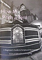 How to pitch a tent : a beginner's guide to…