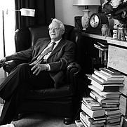 Author photo. Prof. dr. W. van 't Spijker, nov. 2010 - Photo: Leonard Walpot