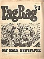 Fag Rag (Issue #3) Fag Rag Blues 2 by…