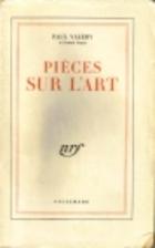 Über Kunst: Essays by Paul Valéry