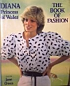 Diana Princess Of Wales The Book Of Fashion…