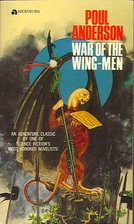 War of the wing-men by Poul Anderson