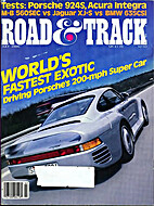 Road & Track 1986-07 (July 1986) Vol. 37 No.…