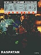 ABC Warriors: Raspatan by Pat Mills