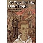 We were not like other people by Efraim…