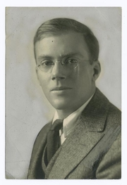 Author photo. Courtesy of the <a href=&quot;http://digitalgallery.nypl.org/nypldigital/id?102855&quot;>NYPL Digital Gallery</a> (image use requires permission from the New York Public Library)