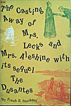 THE CASTING AWAY OF MRS. LECKS AND MRS.…