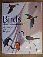 Birds of Britain and Europe by John Gooders
