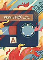 BOOM! BOX 2016 Mix Tape by Rian Sygh