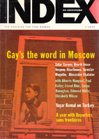 Gay's the Word in Moscow (Index on…