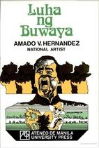 Luha ng buwaya by Amado V Hernandez