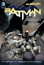 Batman Volume 1: The Court of Owls by Scott…