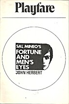 Playfare: Sal Mineo's Fortune and Men's Eyes…