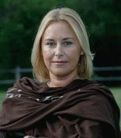 Author photo. Olga Kharitidi