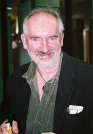 "Author photo. Alan Lee at the World premiere of the third part of the ""Lord of the Rings"" in Wellington, New Zealand, Stefan Servos 29. November 2003"