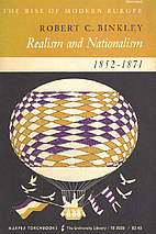 Realism and Nationalism, 1852–1871 by…