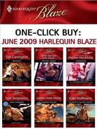 One-Click Buy: June 2009 Harlequin Blaze…