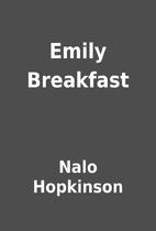 Emily Breakfast by Nalo Hopkinson
