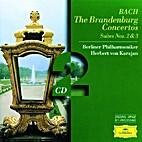 Brandenburgische Konzerte Nr. 1-6 BWV…
