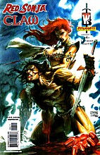Red Sonja / Claw: The Devil's Hands # 4