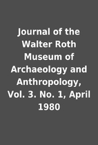 Journal of the Walter Roth Museum of…