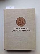 The surgical armamentarium by V Mueller